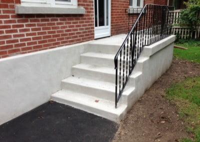 back stairways companies