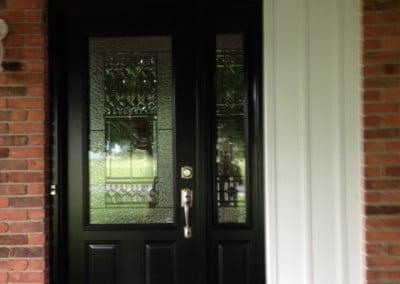 Elegant Front Door