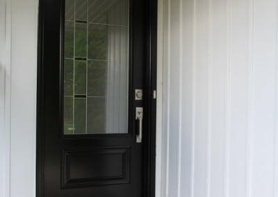 New Entry Door in Nepean