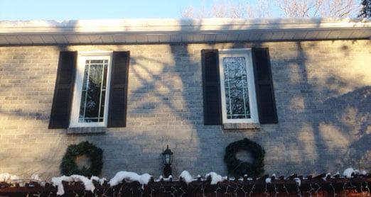 decorative fixed windows