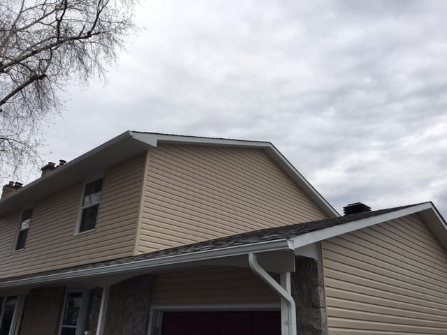Vinyl Siding and Eavestroughs in Kanata