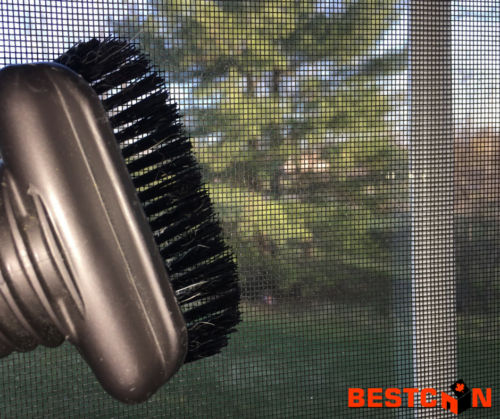 Spring Cleaning Window Screens