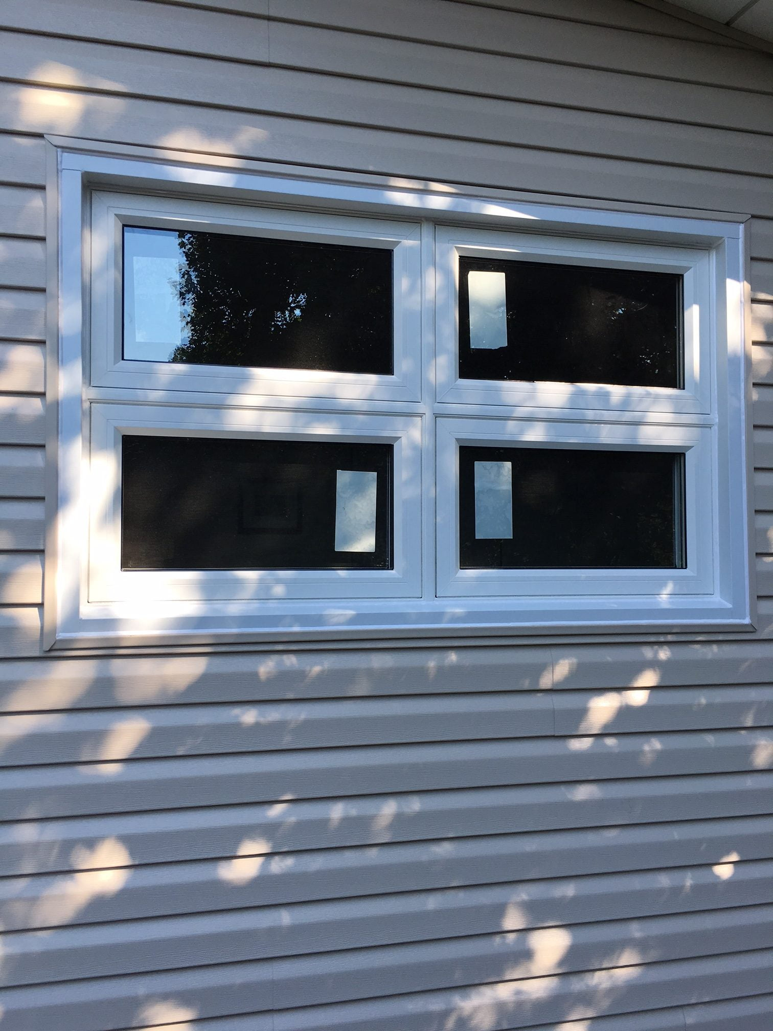 Abbeyhill home gets new windows vinyl siding bestcan for New vinyl windows