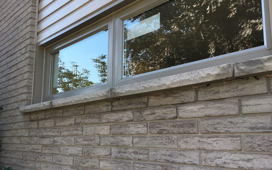 Abbeyhill Home Gets New Windows & Vinyl Siding