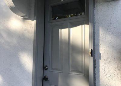 New Front Door in Westboro