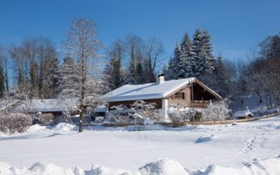 Snow, Ice & Your Roof