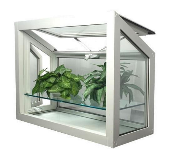 Kitchen Garden Greenhouse Window: Greenhouse Windows Give Ottawa Gardeners A Head Start