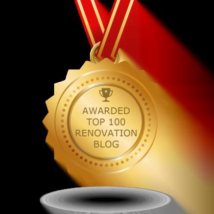 top 100 renovation blog