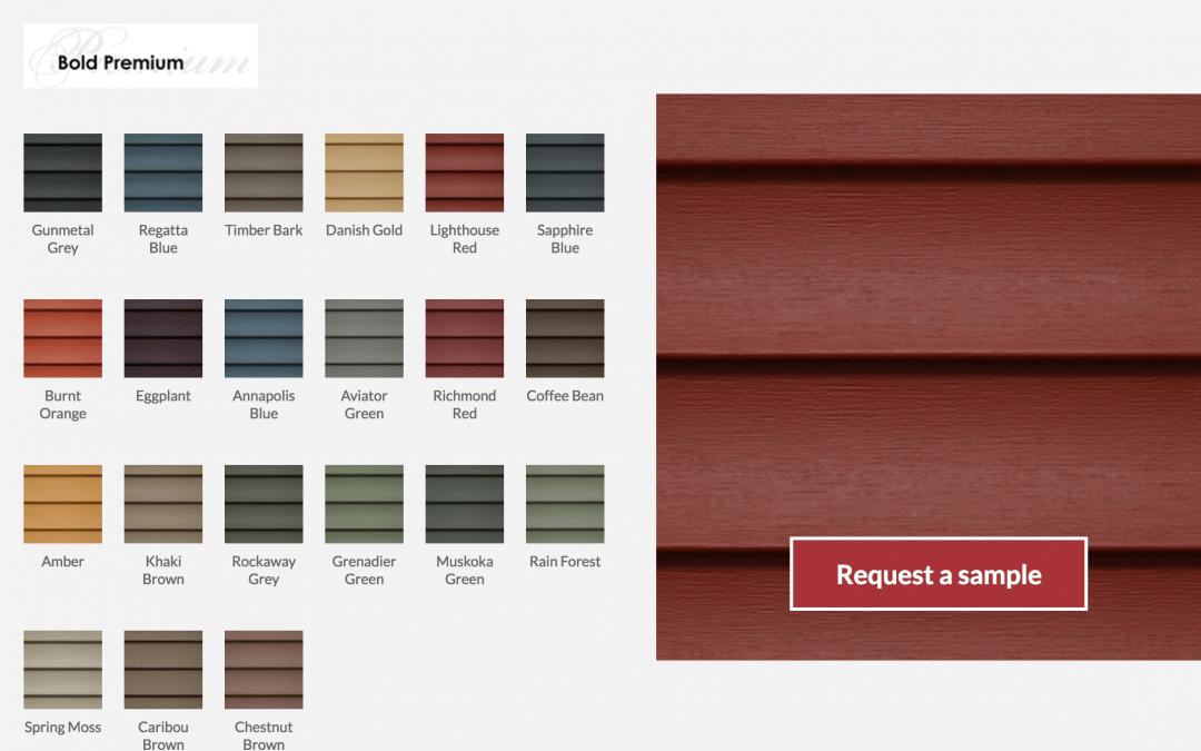 How to Choose Vinyl Siding Colours