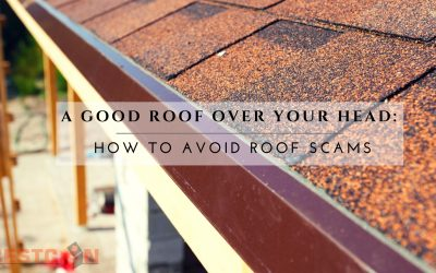 How To Avoid Scammer Roofers