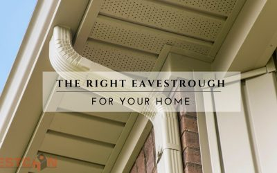 The Right Eavestrouhging For Your Home