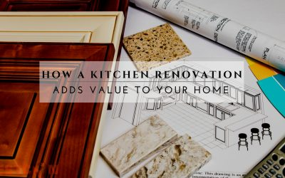 How A Kitchen Reno Adds Value