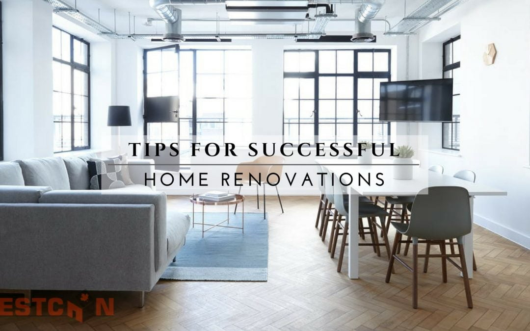 Tips for Successful Home Renovations