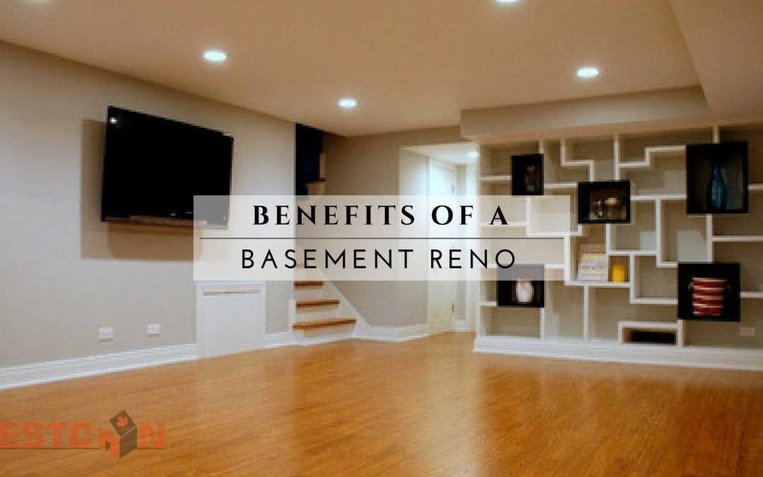 Benefits of a Basement Reno