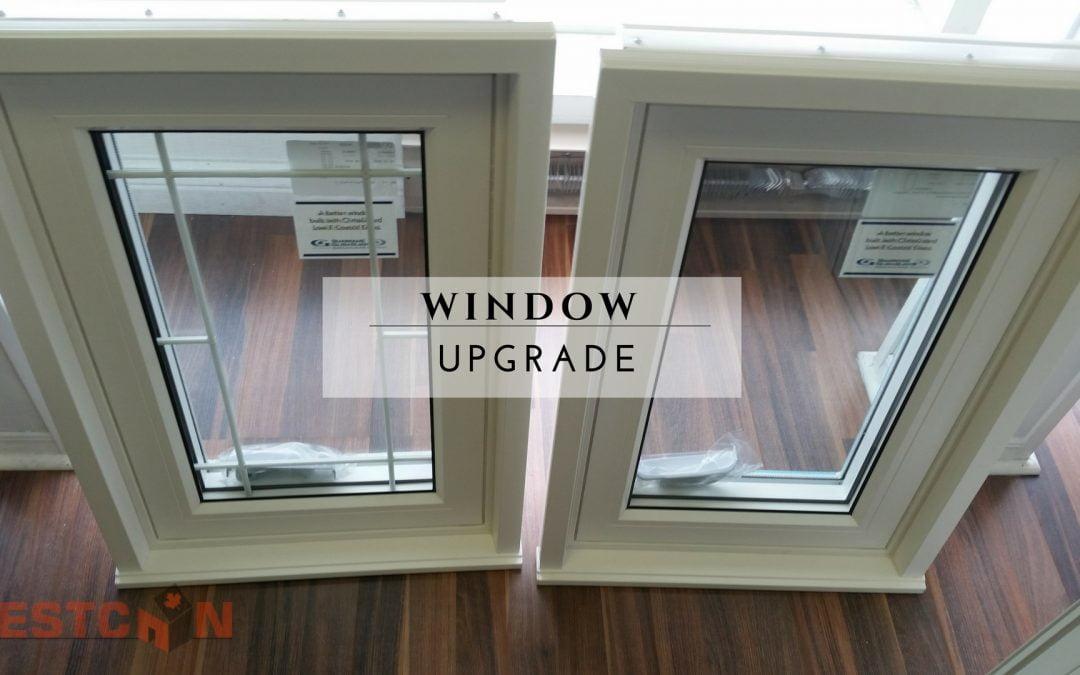 Window Upgrade