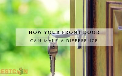 How Your Front Door Can Make a Difference