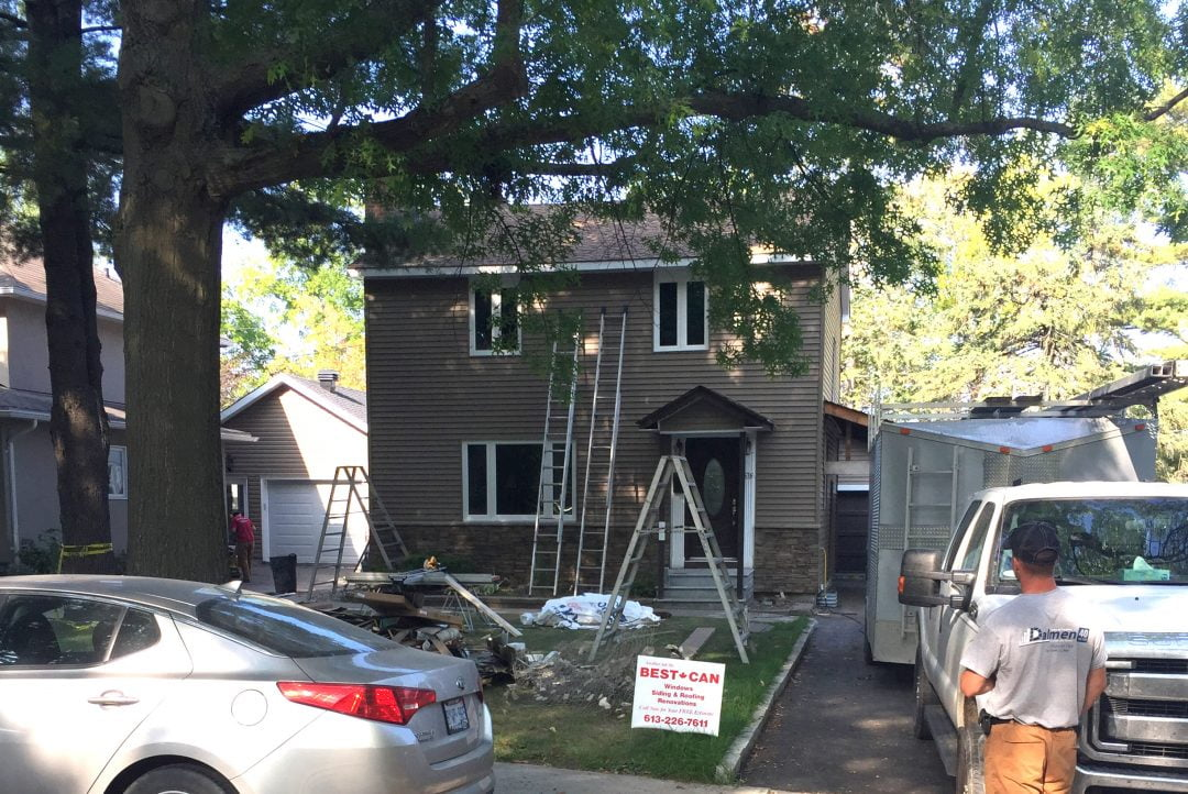 Abbey Road Complete exterior renovation