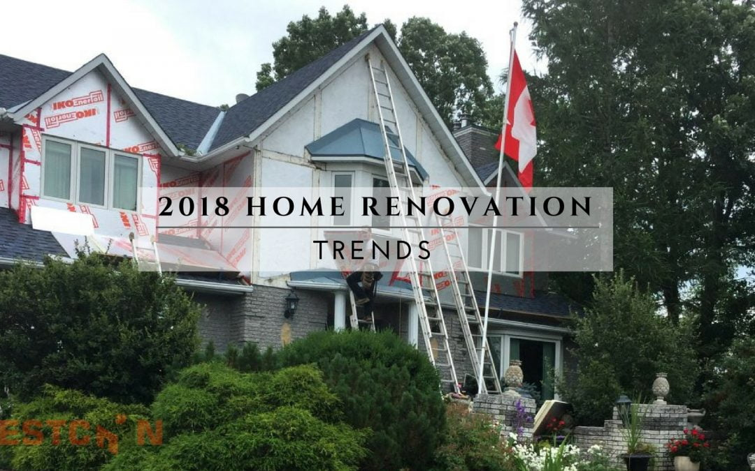 2018 Home Renovation Trends
