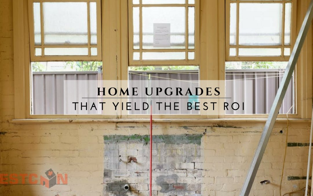 Home Upgrades That Yield The Best ROI