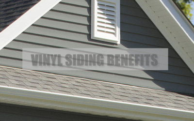 Vinyl Siding Benefits