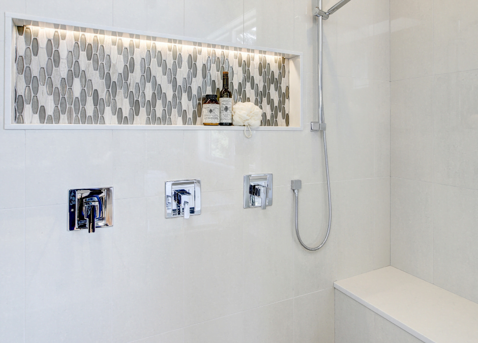 Making Space – Recessed Wall Niches