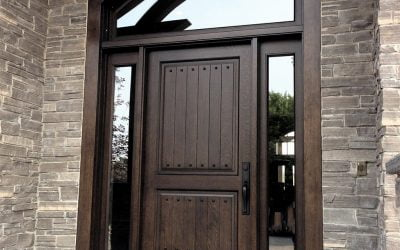 The Advantages of Replacing an Exterior Door