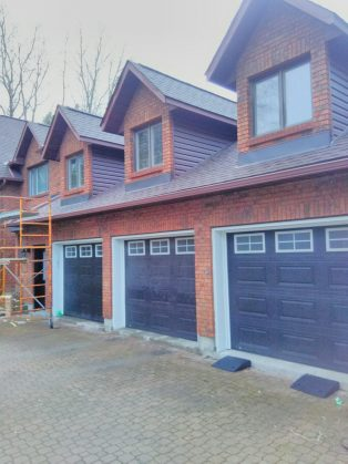 vinyl siding project in Kanata