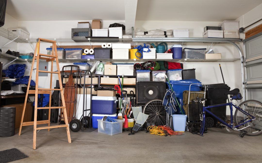3 Simple Tips to Organize Your Garage