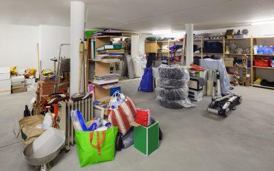 5 Ways to Declutter Your Storage Room