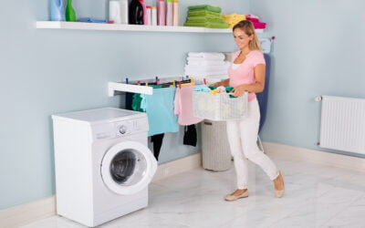 5 Hacks for a Small Laundry Room
