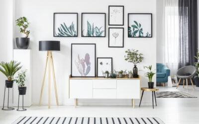 Decorate Your Living Room with These 5 Tips