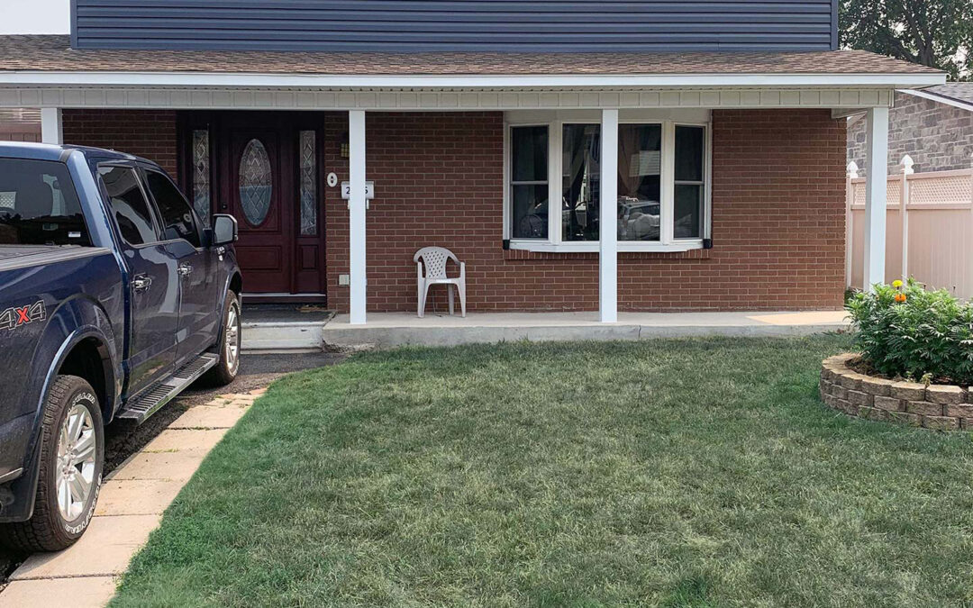 Replacement Siding in Elmvale